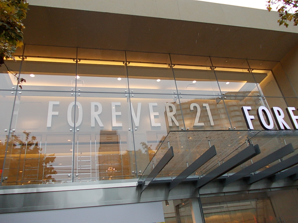 Forever 21 - Vancouver, Canada